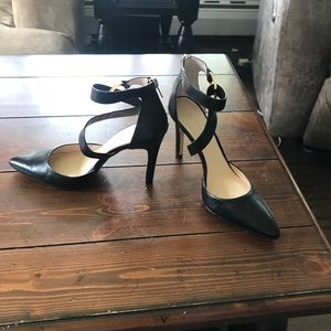 Banana Republic Shoes - Banana Republic Jovana Ankle Strap Pumps